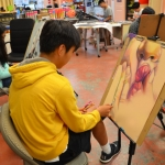 FFAA_SummerCamp_2017_Creative_Color_Pencil_Drawing