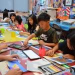 FFAA_SummerCamp_2017_Pastel_Color_Pencils